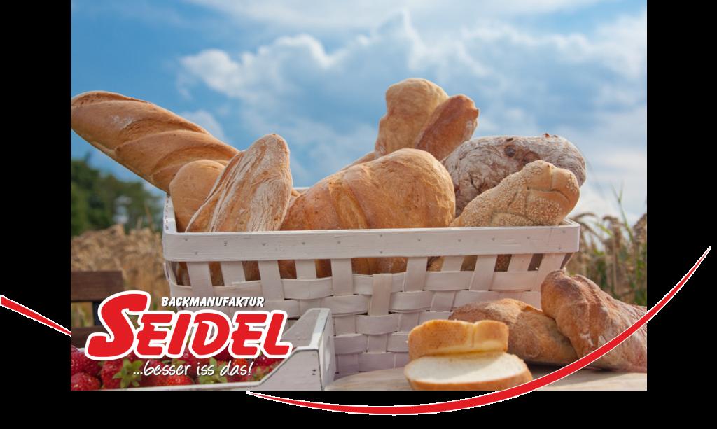 Bäcker Seidel Brote